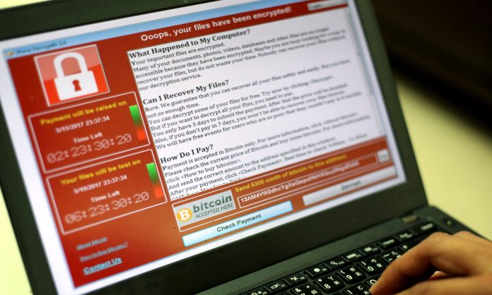 How to protect your computer against the ransomware attack