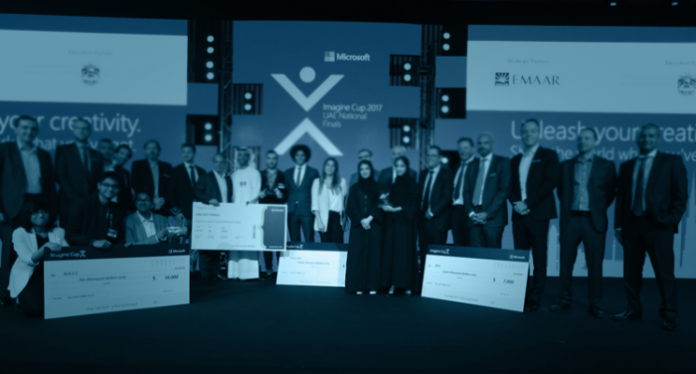 How the Imagine Cup is encouraging students to boost innovation in the UAE