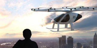 Dubai puts its self-flying air taxi to the test