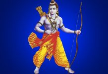 100-metre-tall statue of Lord Rama