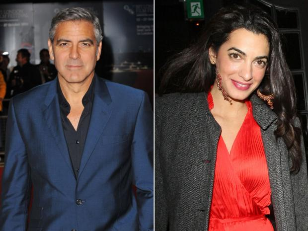 Amal Clooney faced sexual harassment in legal world, says George Clooney