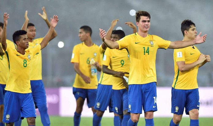 FIFA U-17 World Cup Brazil finish third with 2-0 win over Mali