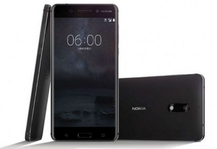 Nokia 6 smartphone starts receiving Android Nougat 7.1.2