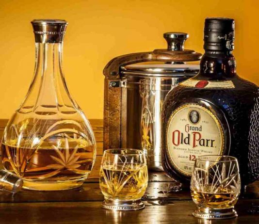 Top 10 Best Selling Whiskey Brands in the india
