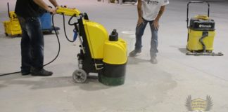 Floor Grinding Equipment