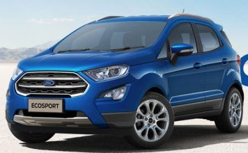 Ford EcoSport facelift launched in India at Rs 7.31 lakh