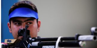 Gagan Narang wins silver in Commonwealth Shooting Championships