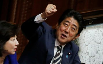 Japan's Shinzo Abe re-elected PM after big election win