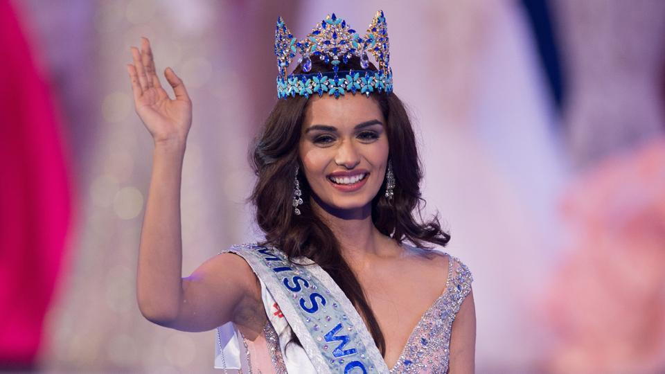 Miss World 2017 Manushi Chhillar Wins The Crown For India 17