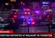 Multiple people down in shooting at Colorado Walmart Police