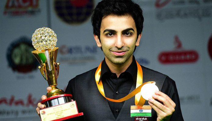 Pankaj Advani wins 17th IBSF World Billiards Championship title