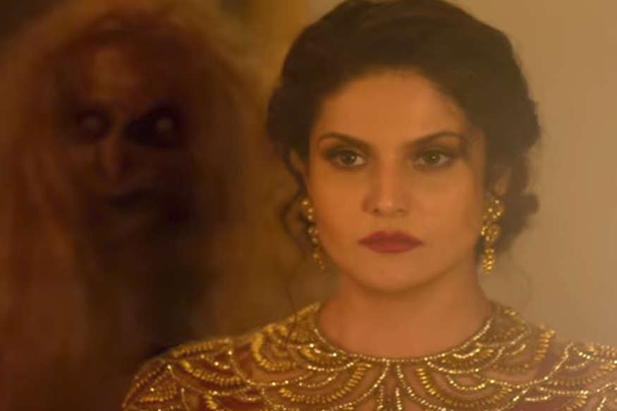 '1921' Zareen Khan Horror Film
