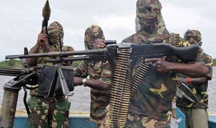 Boko Haram tries to take over military base in northeast Nigeria