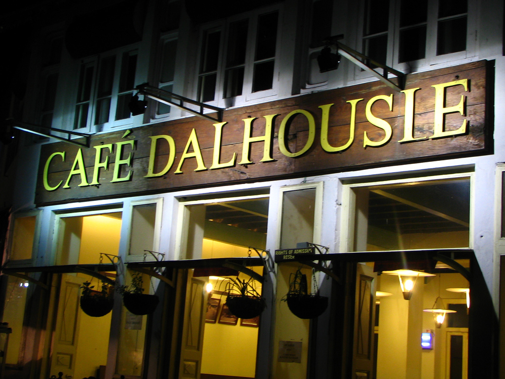 Cafe Dalhousie