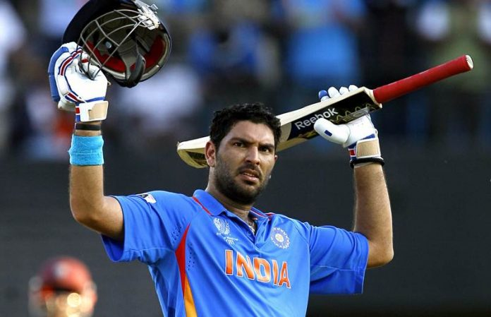 Fastest fifty, six sixes, defeating cancer to win World Cup Happy Birthday Yuvraj Singh