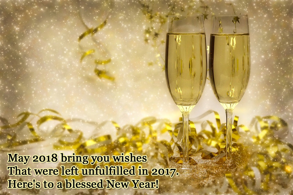 May 2018 bring you wishes