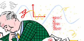Monday's Google Doodle Celebrates Physicist Max Born