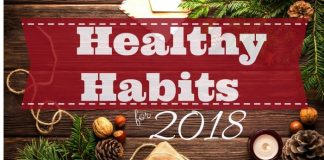 New Year 4 healthy habits to cultivate