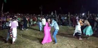 jharkhand kissing