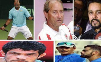 2017 in review Top five controversies that rocked Indian sports