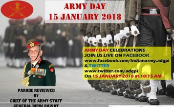 70th army day