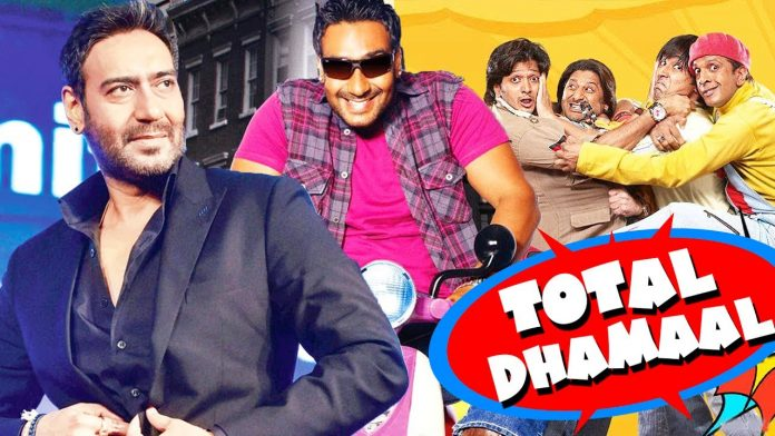 Ajay Devgn starrer Total Dhamaal release date announced