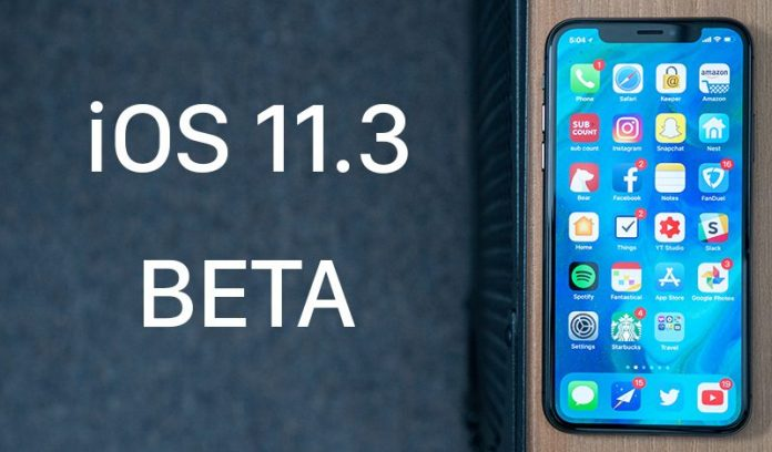 Apple introduces new update to Health app with iOS 11.3 beta
