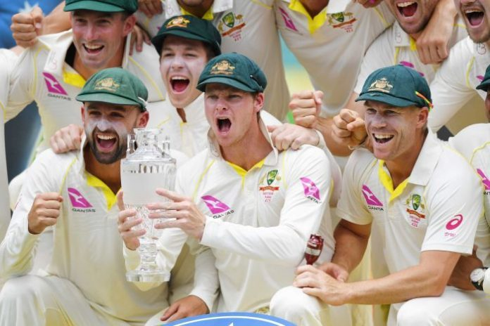 Ashes Australia beat England by innings & 123 runs to seal 4-0 series win