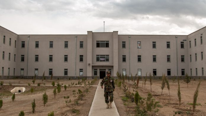 Attack on military academy in Kabul 4 terrorists killed, 1 arrested; 5 soldiers dead, 10 injured