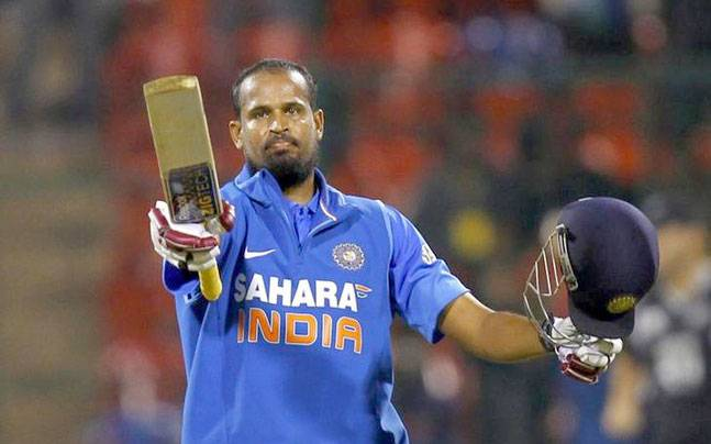 BCCI suspends allrounder Yusuf Pathan for 'inadvertent' doping violation