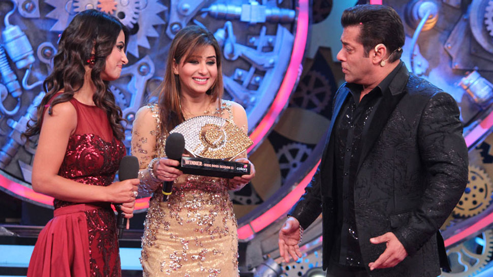 Bigg Boss 11 I have grown stronger as person, says Shilpa Shinde after winning the show