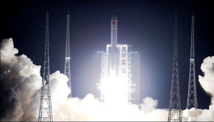 China launches a pair of high-resolution remote sensing satellites