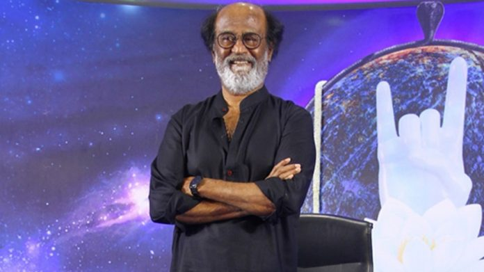 Day after announcing political debut, Rajinikanth launches website, app