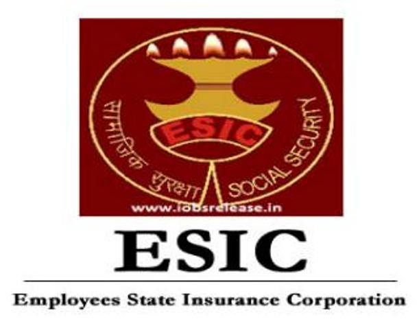 ESIC Recruitment 2018 for Part Time Specialist Posts for PG Diploma