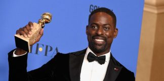 Golden Globes 2018 Sterling K Brown wins award, creates history
