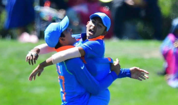 ICC U-19 World Cup Shubman Gill, Ishan Porel Power India Past Pakistan In Semi-Final