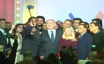 Lights, camera, selfie! Israel PM Netanyahu poses with Bachchans, underlines love for Bollywood