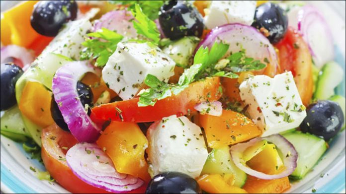 Mediterranean diet can protect older adults from becoming frail Study