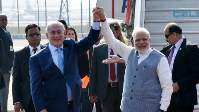 PM Narendra Modi, Israeli PM Benjamin Netanyahu to sign key agreements in cyber security, space and energy