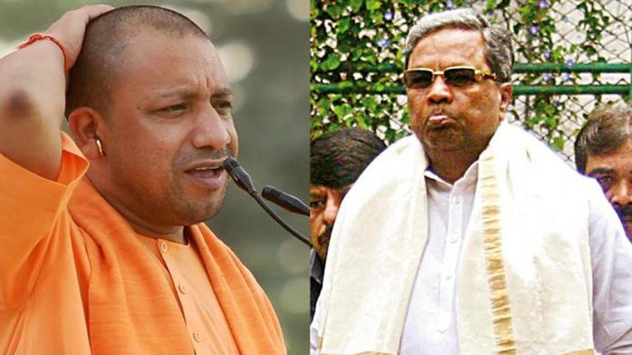 Poll battle heats up in Karnataka BJP files complaint against CM Siddaramaiah