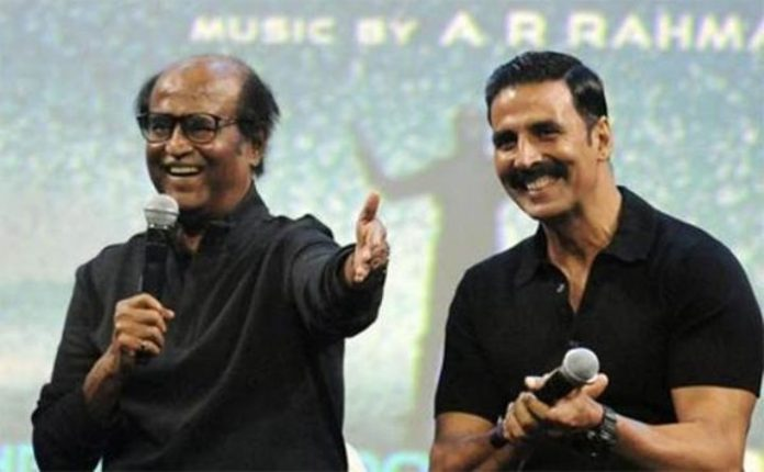 Rajinikanth will be very good as a politician Akshay Kumar