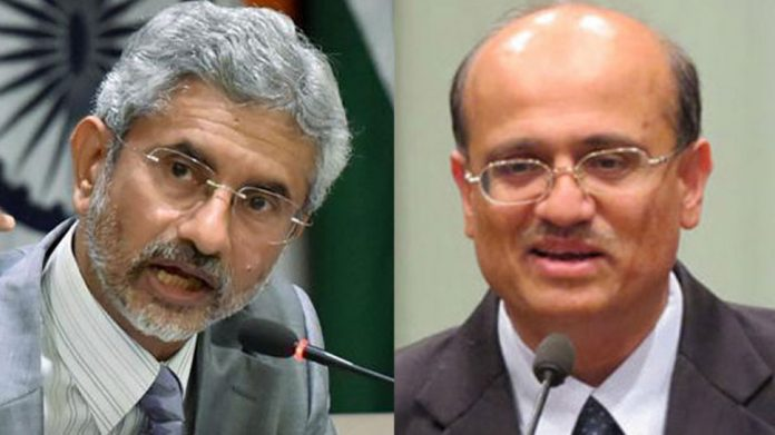 S Jaishankar retires today Vijay Gokhale set to take charge as Foreign Secretary
