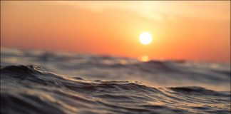 The modern ocean's average temperature is 3.5 degree Celsius Study