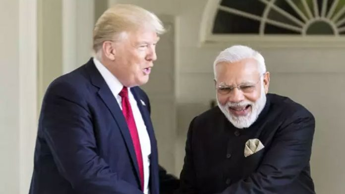 Trump mimics PM Modi's Indian accent but values his view on Afghanistan