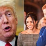 Trump wishes Prince Harry and fiancee Meghan Markle well amid uncertain wedding invite