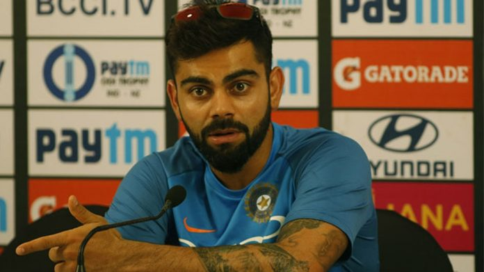 Virat Kohli loses cool after series loss in South Africa, blasts away in press conference