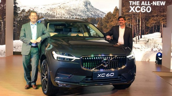 Volvo launches new XC60 at Rs 55.9 lakh