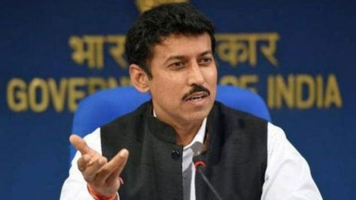 'We've released 3.14 crore as allowance for 175 Target Olympic Podium athletes,' says Sports Minister Rajyavardhan Rathore