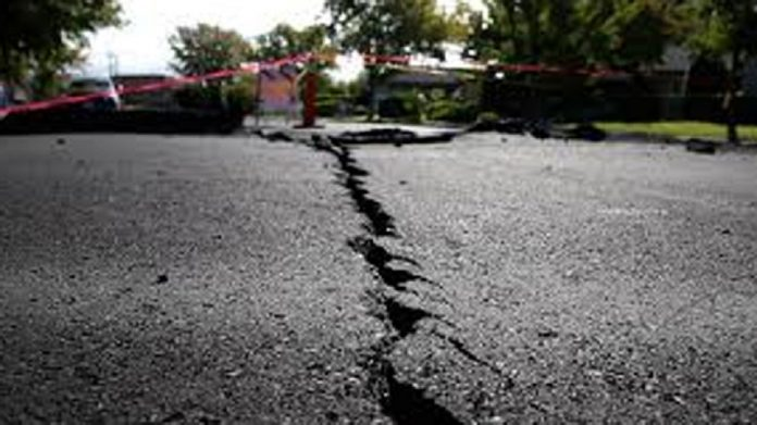 6.1-magnitude earthquake hits off Taiwan, no damage reported