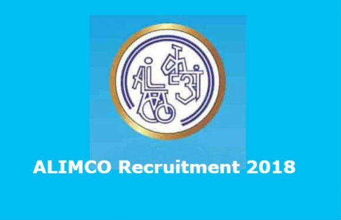 ALIMCO Recruitment Notification 2018 for Various Positions-64 Posts